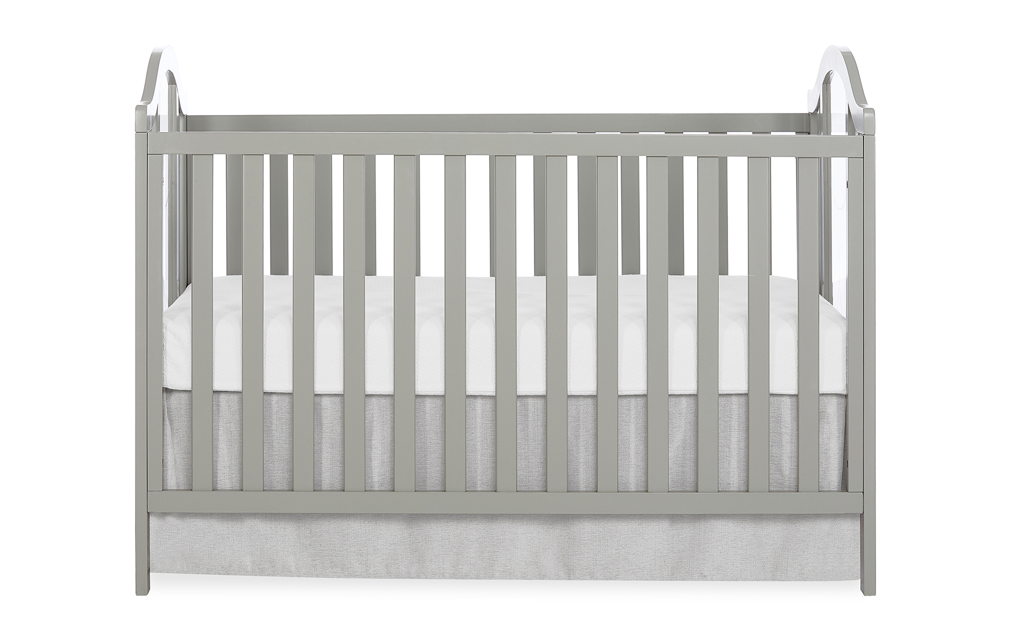 762-CG Pacific Convertible Crib Front