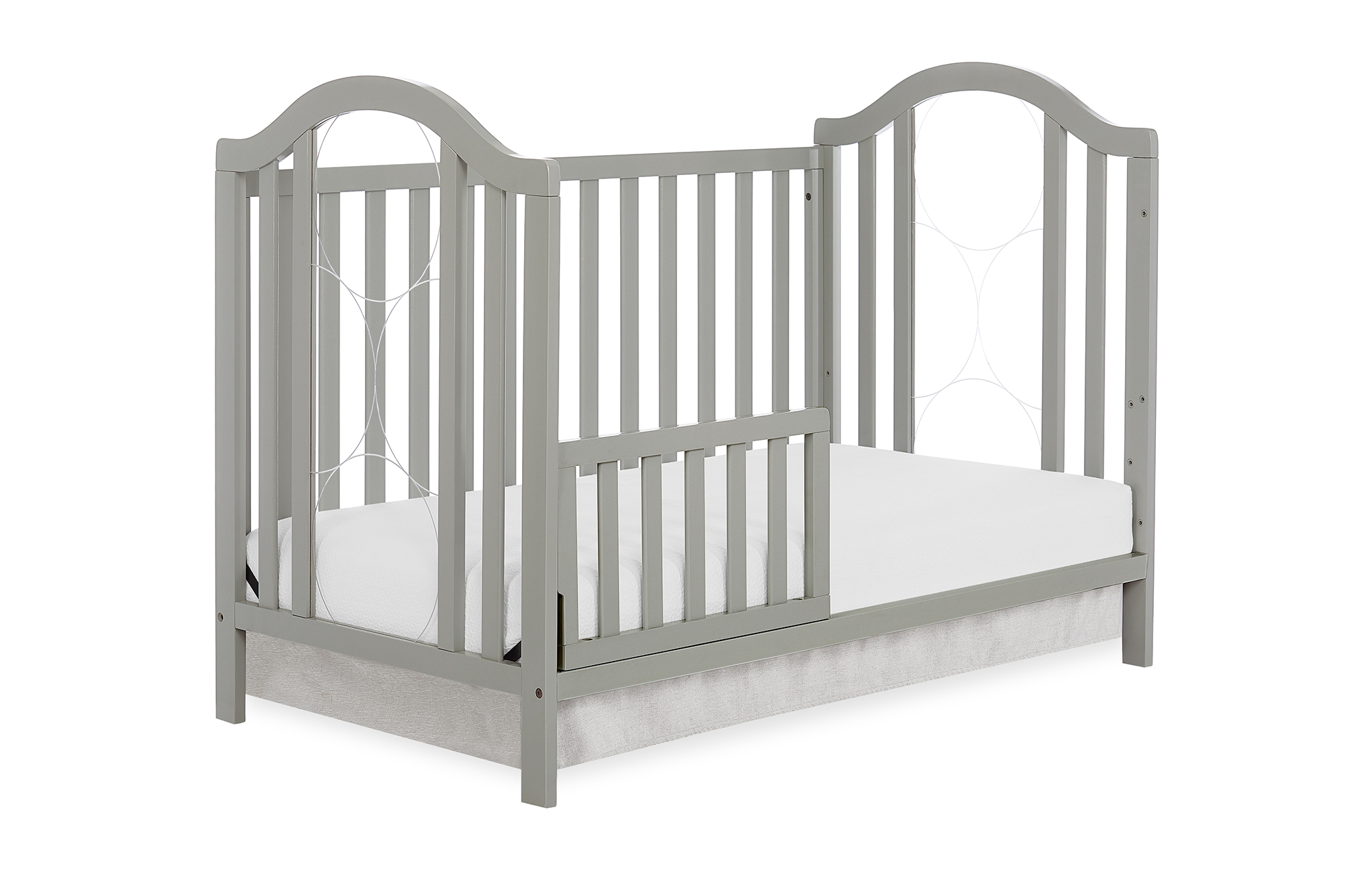 762-CG Pacific Toddler Bed
