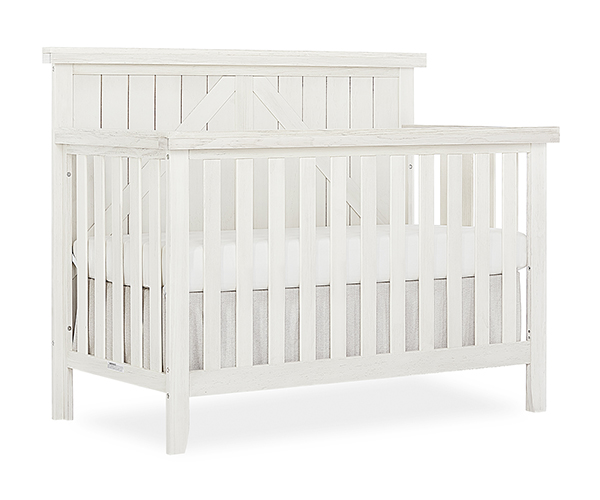 Rosewood Convertible Crib