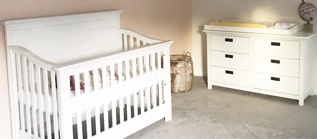 A 'Peach-y' Nursery