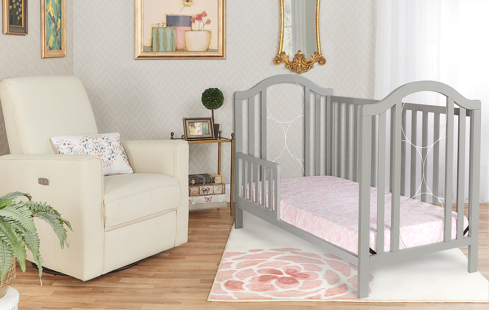 762-CG Pacific Toddler Bed Room Shot