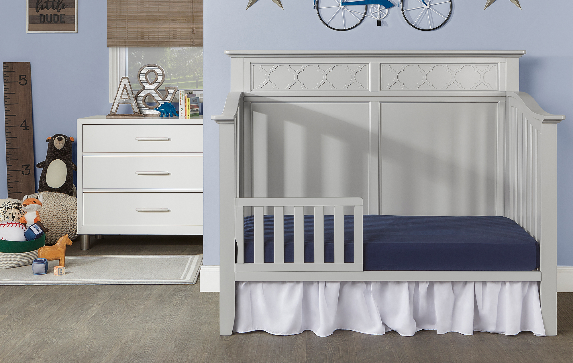 774-SGP Fairview Toddler Bed Room Shot