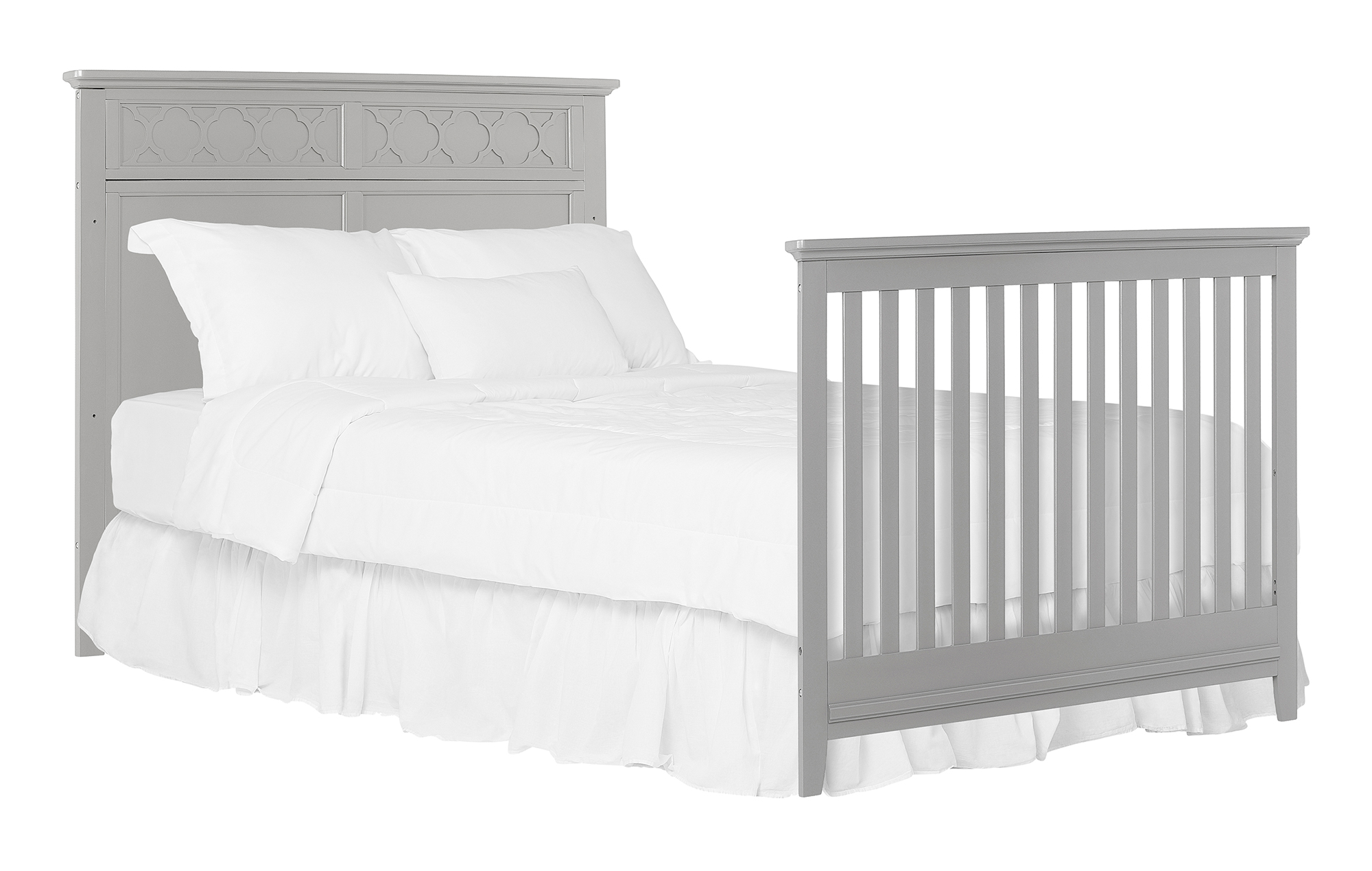 774-SGP Fairview Full Size Bed with Headboard