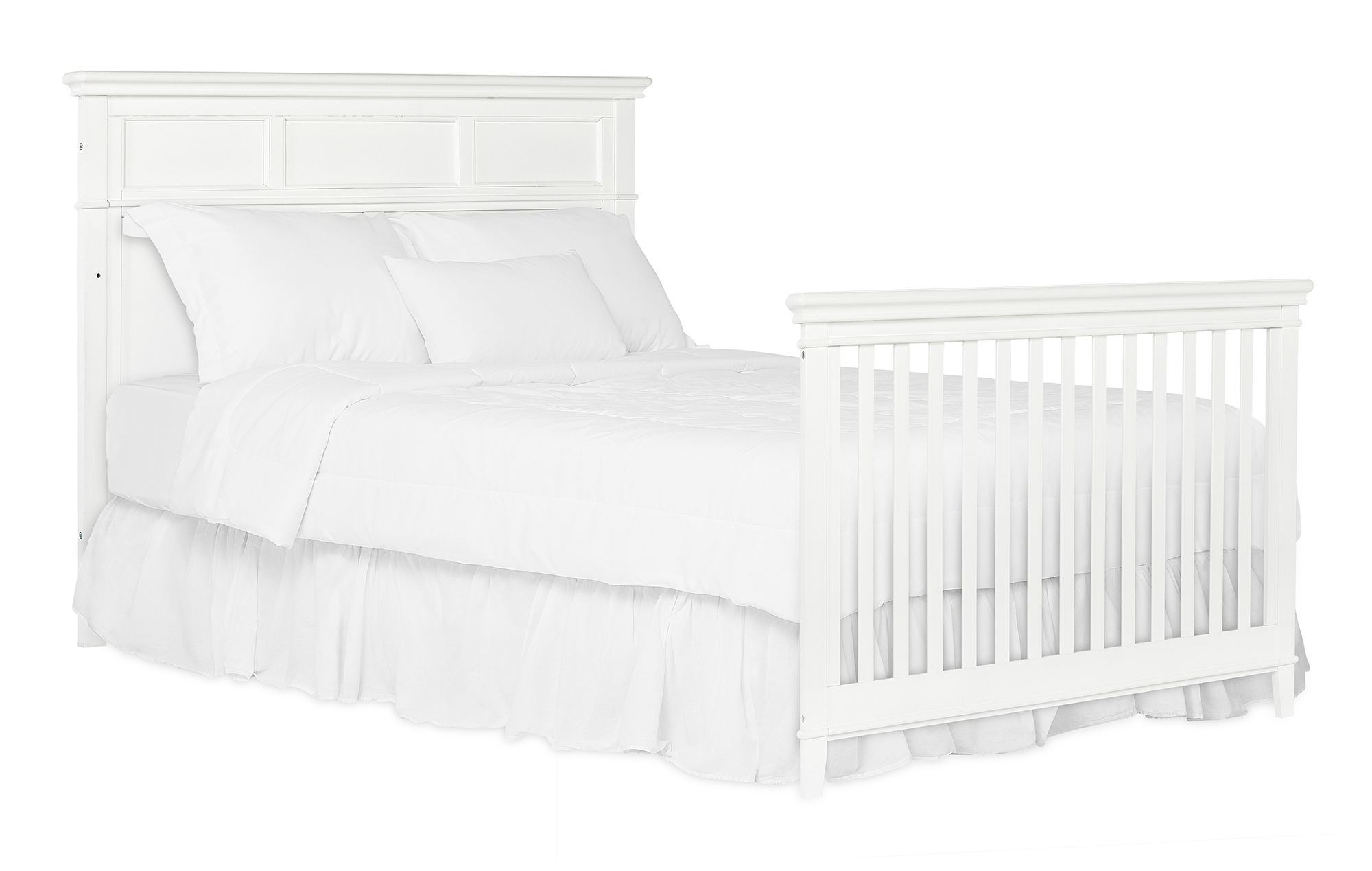 776-W Dover Full Size Bed with Headboard