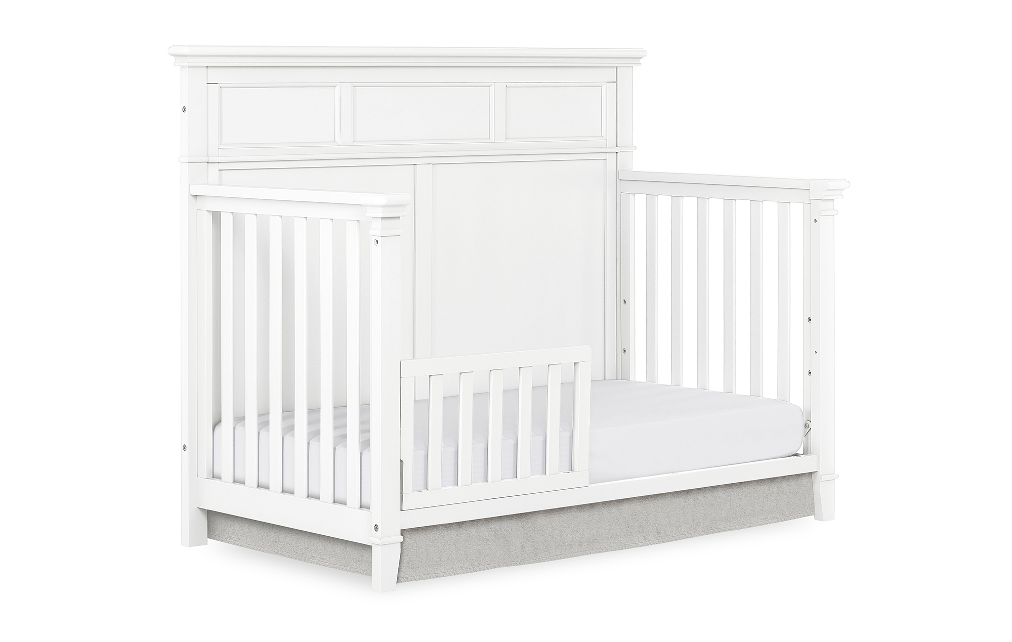 776-W Dover Toddler Bed