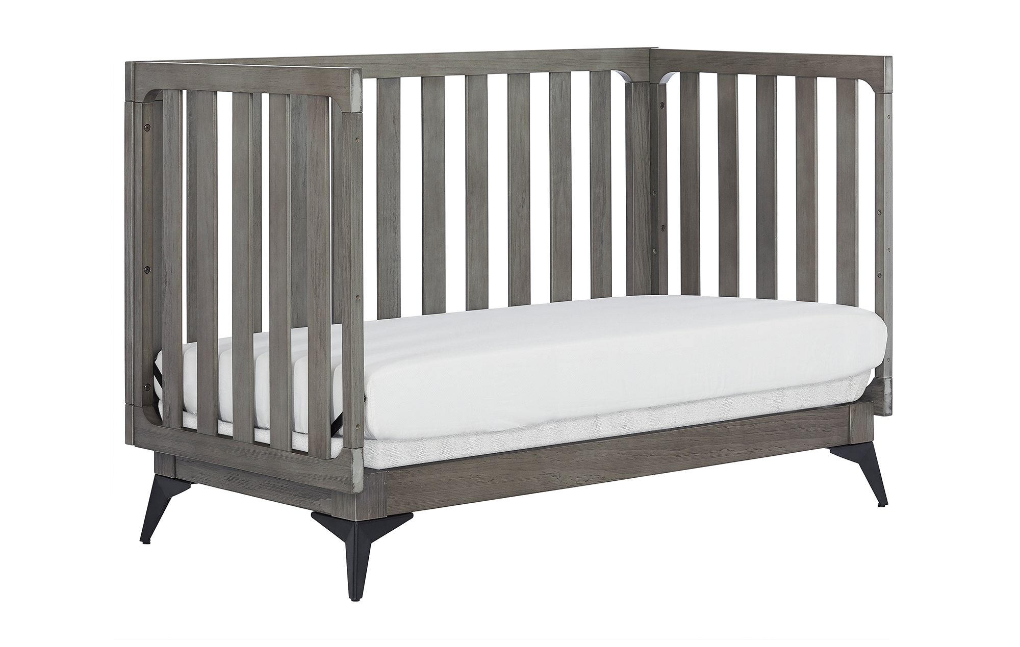 770BR-WGREY Ultra Modern II Day Bed