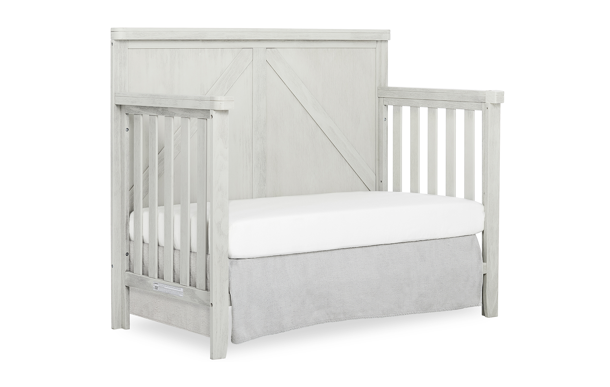 771-BWHITE Redwood Day Bed