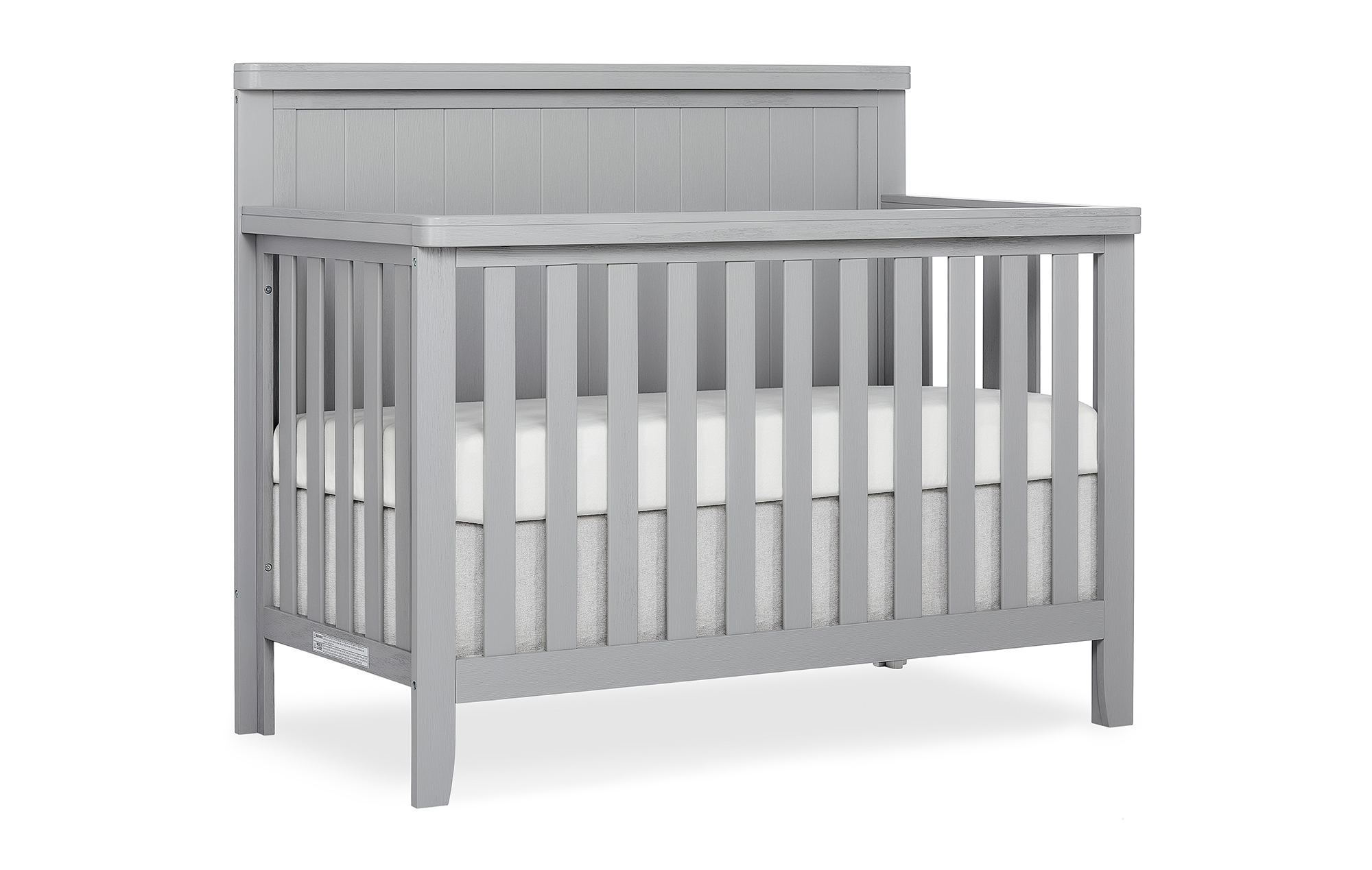 772BR-PG Redwood Crib Side