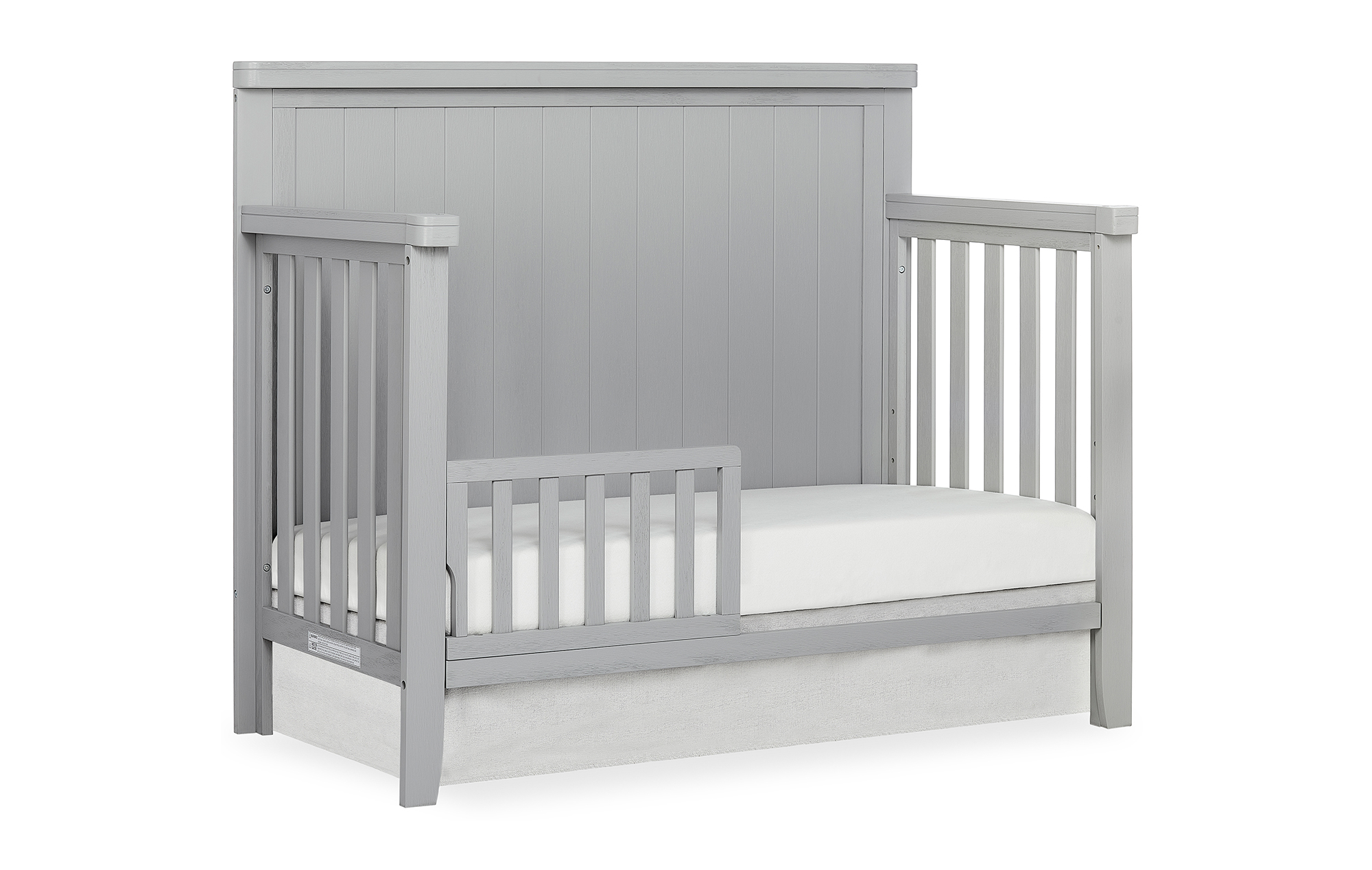 772BR-PG Redwood Toddler Bed