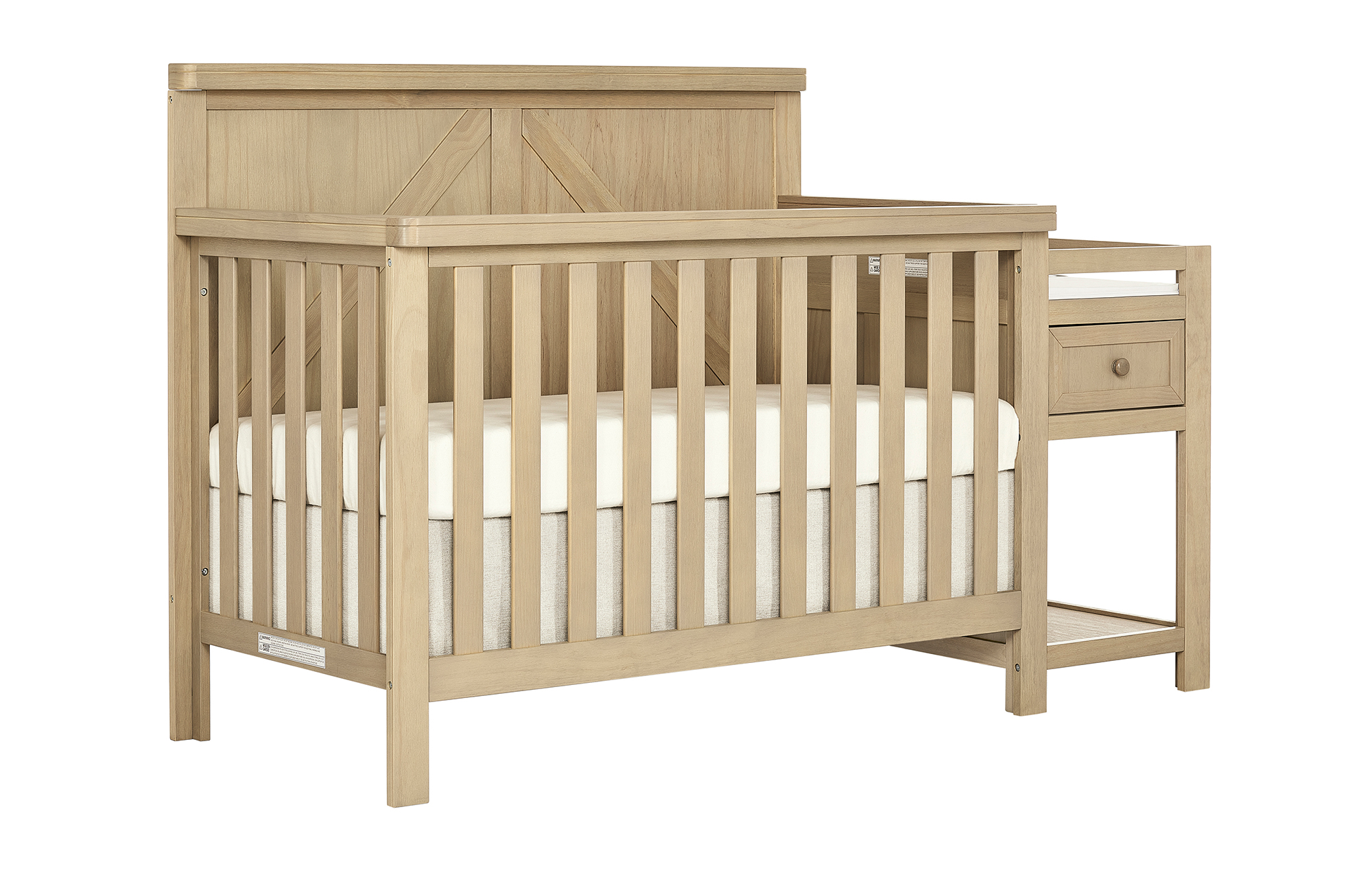 773-SC Meadowland Crib