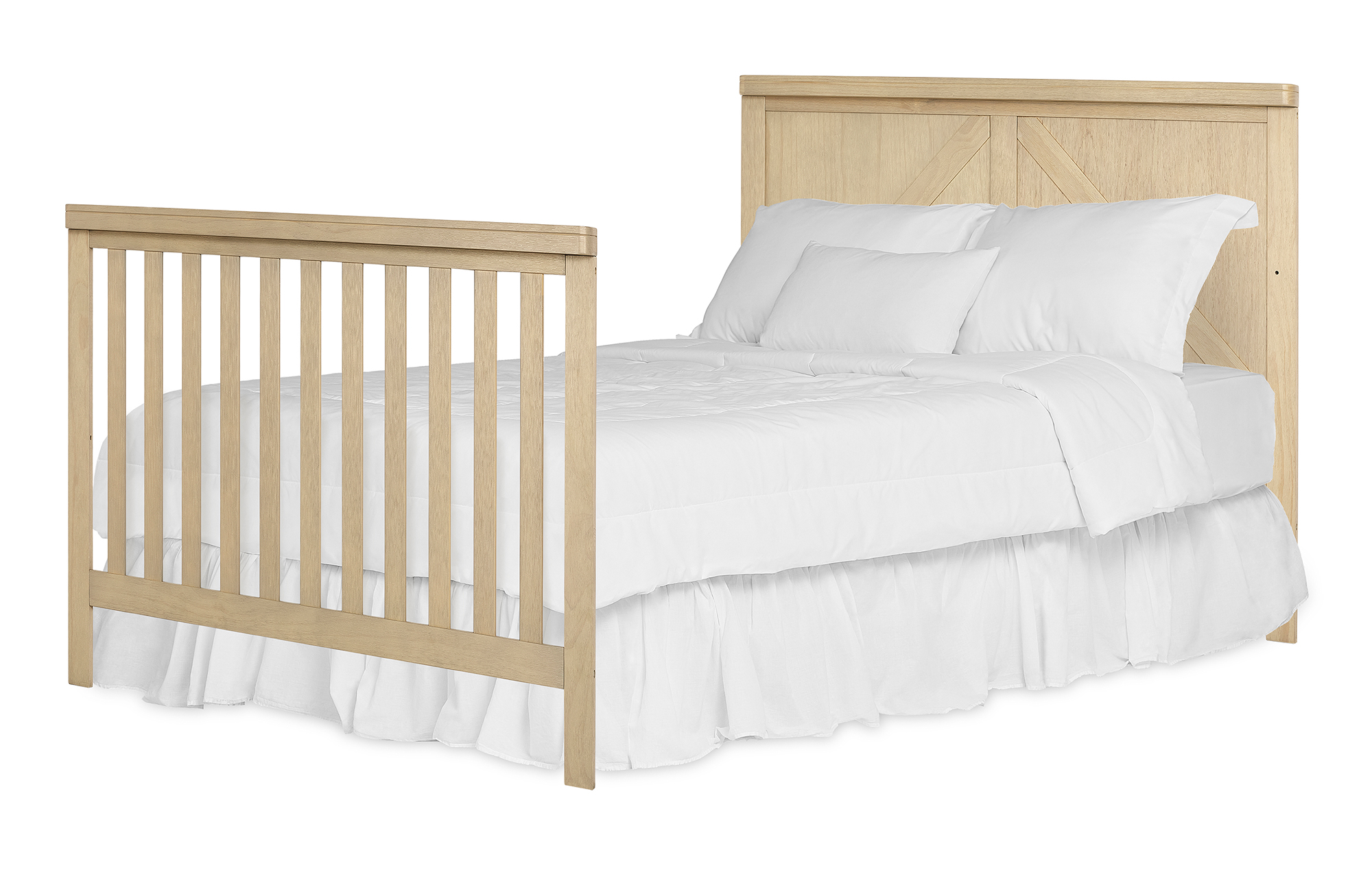 773-SC Meadowland Full Size Bed Headfoot