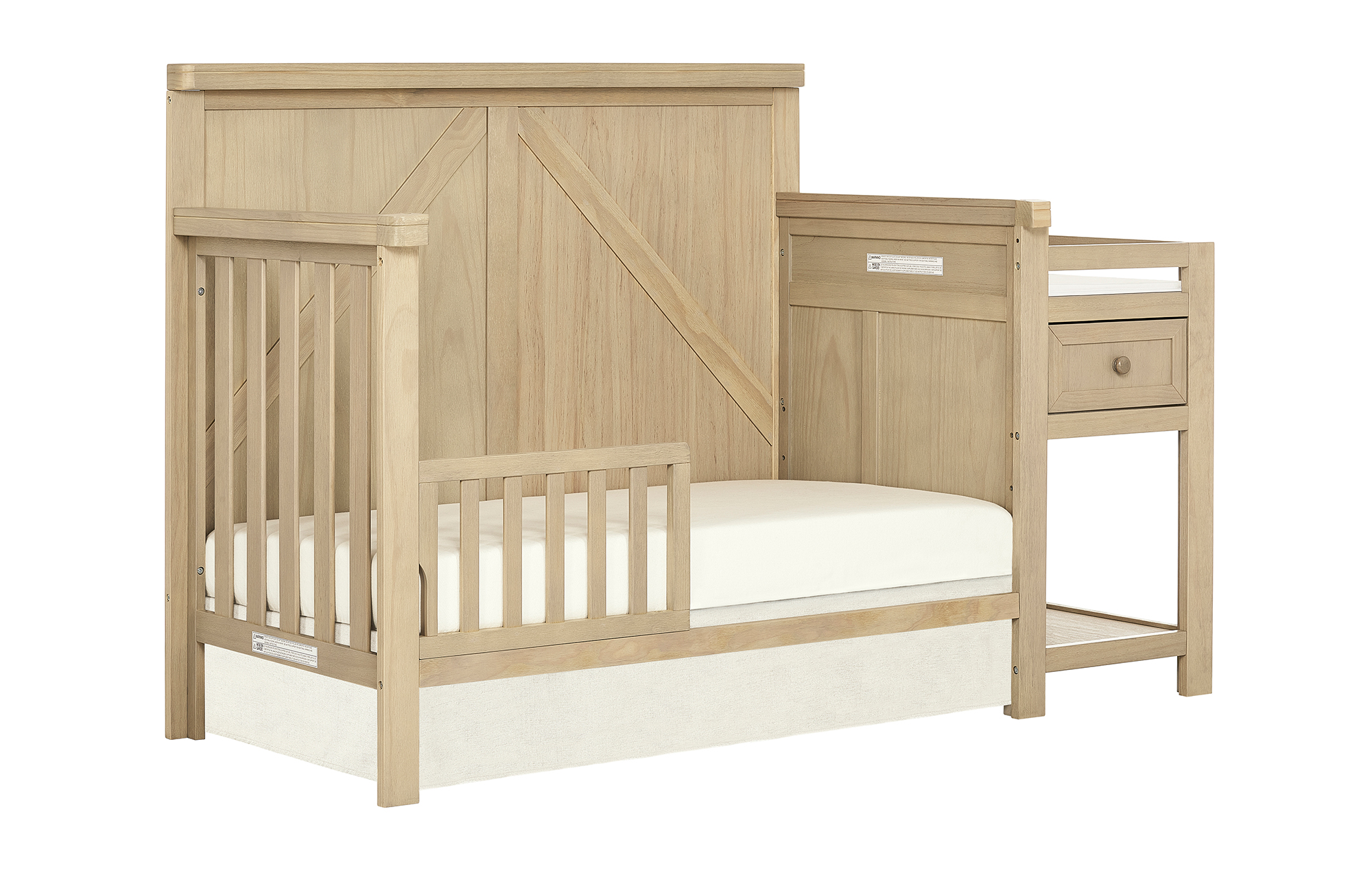 773-SC Meadowland Toddler Bed