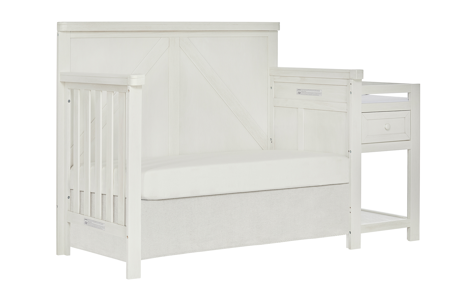 773-WWHITE Meadowland Day Bed