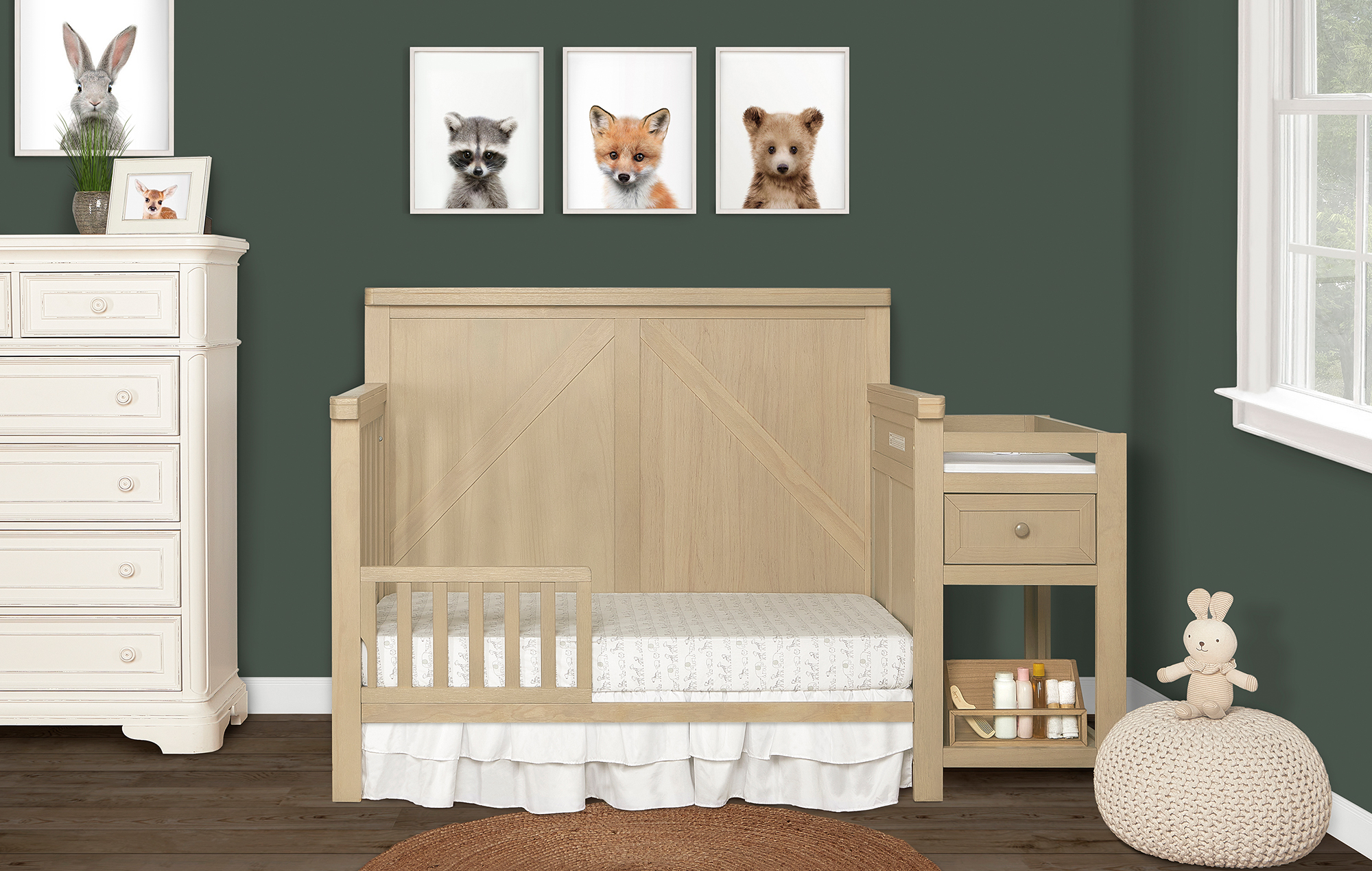 773-SC Meadowland Toddler Bed Lifestyle Shot