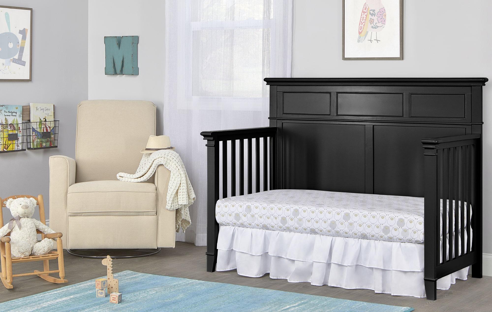 776-BLK Dover Day Bed Room Shot
