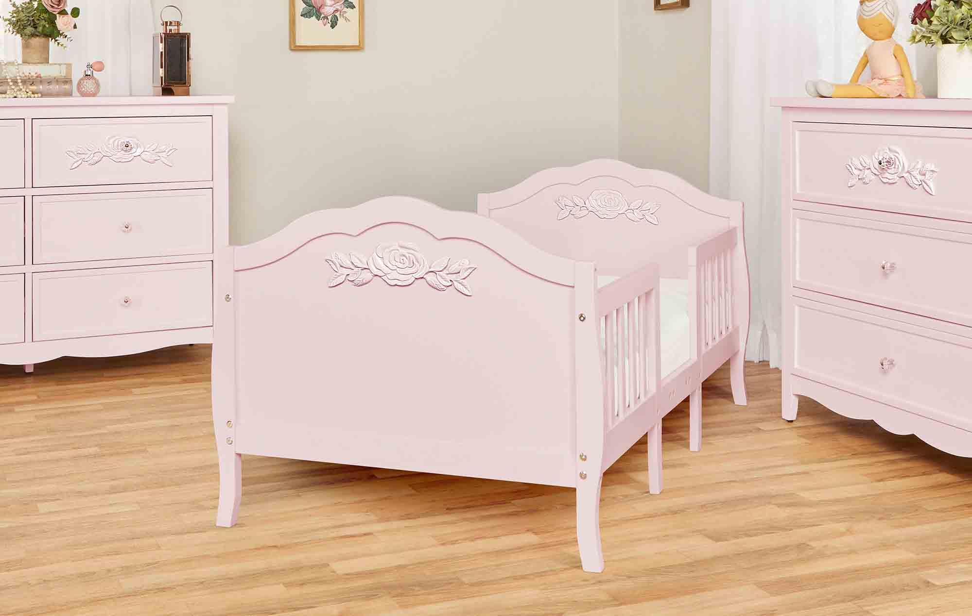 640_BLUSH Rose Toddler Bed RmScene 04
