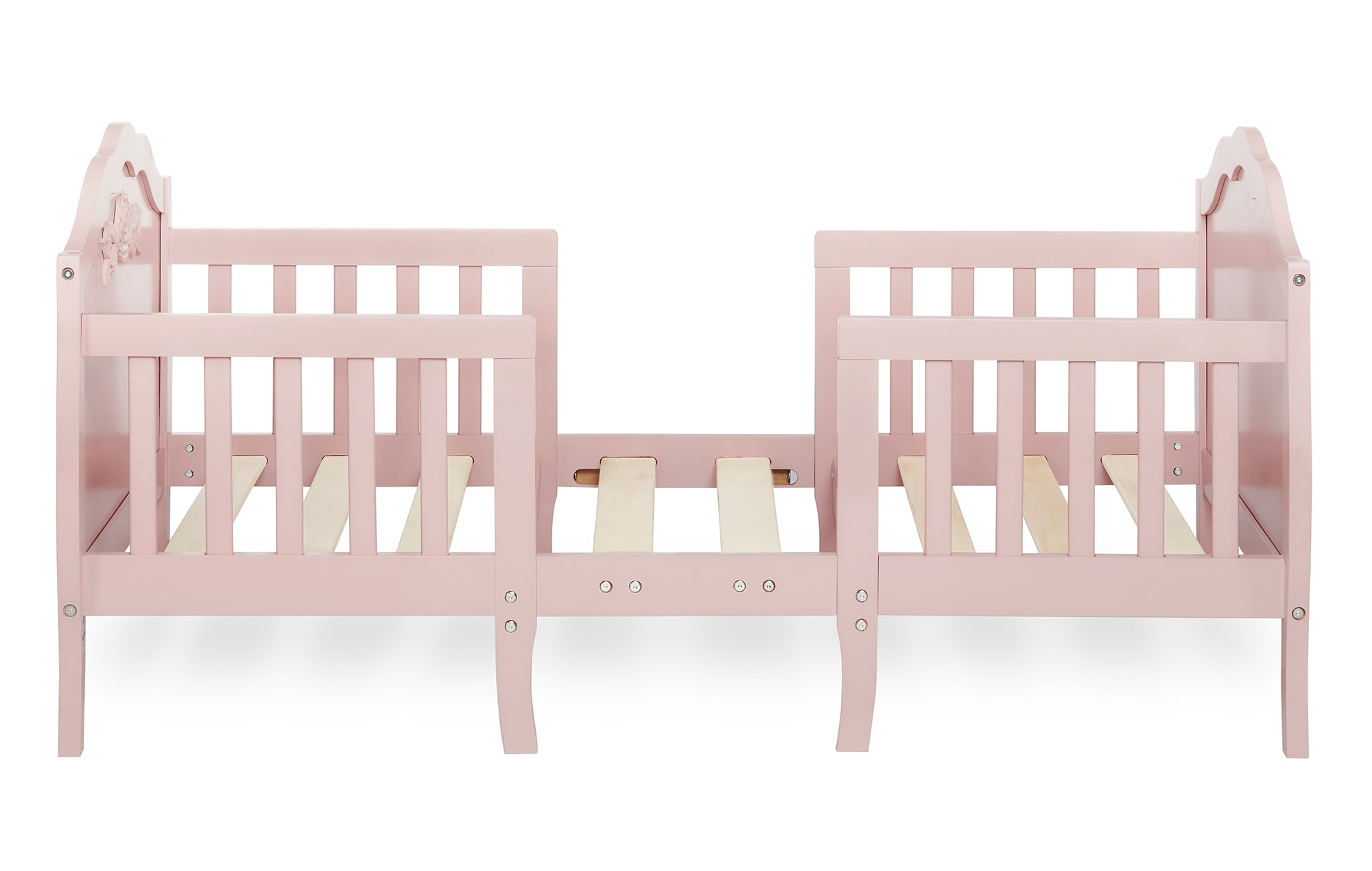 640_BLUSH Rose Toddler Bed Silo 4