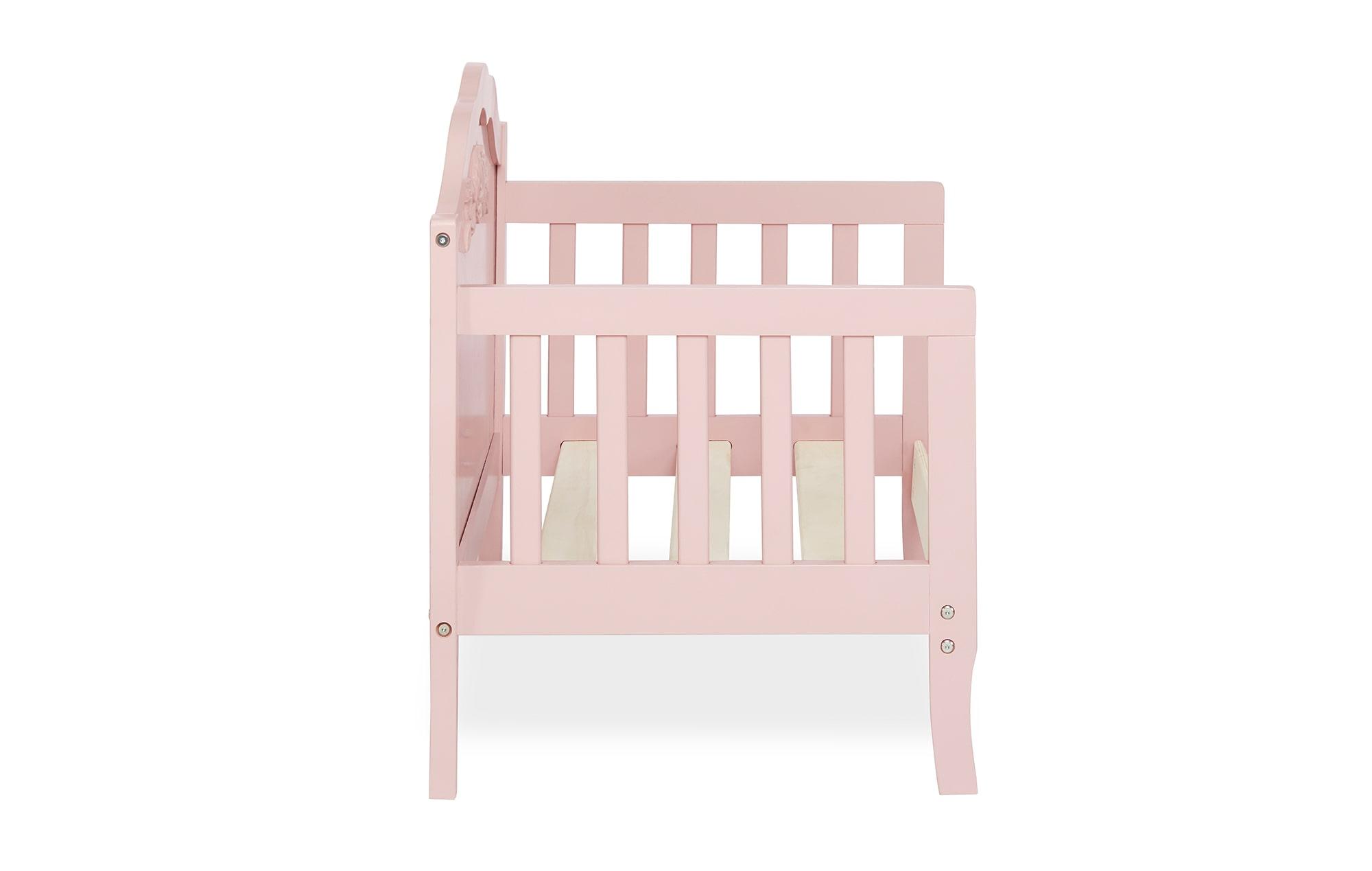 640_BLUSH Rose Toddler Bed Silo 11