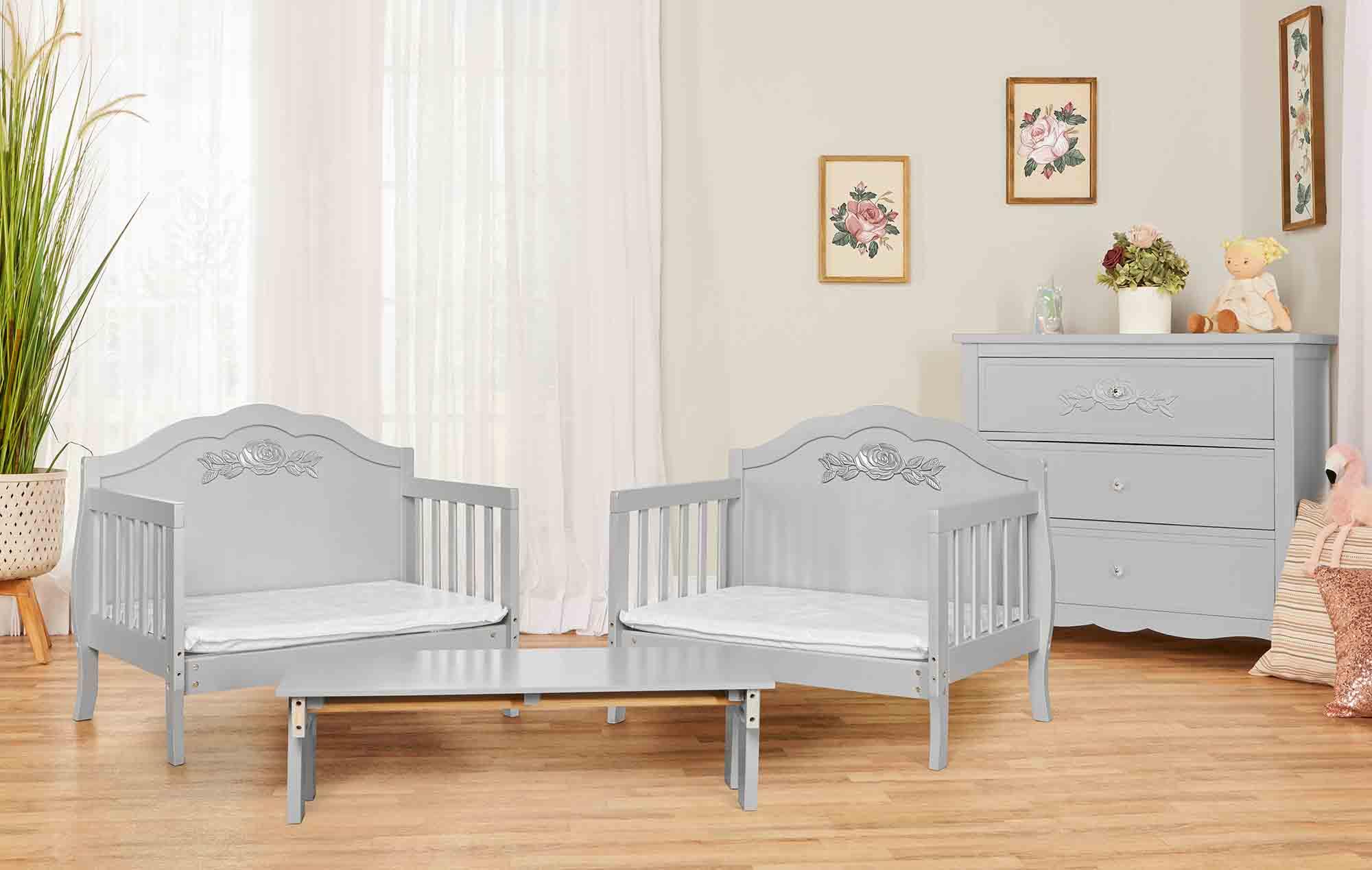 640_PLTM Rose Toddler Bed RmScene 01
