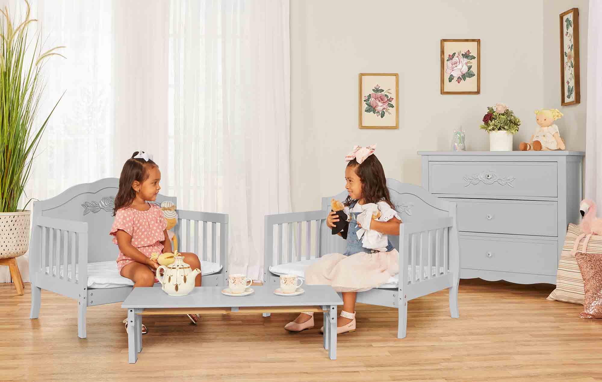 640_PLTM Rose Toddler Bed RmScene 03